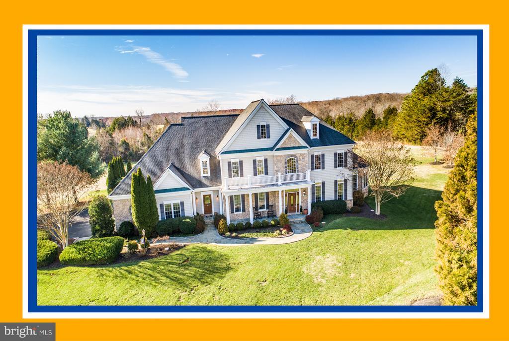 Phenomenal Glens Estate - Prior Model - Full Tilt! - 10 STEFANIGA FARMS DR, STAFFORD