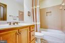 Bathroom 2 in Lower. - 10 STEFANIGA FARMS DR, STAFFORD
