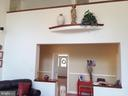 Custom Walnut display.. - 6142 WALKERS HOLLOW WAY, LOCUST GROVE