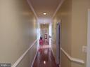 elegant CORRIDORs throughout.. - 6142 WALKERS HOLLOW WAY, LOCUST GROVE