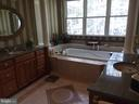 MAIN LEVEL bath.. - 6142 WALKER'S HOLLOW, LOCUST GROVE