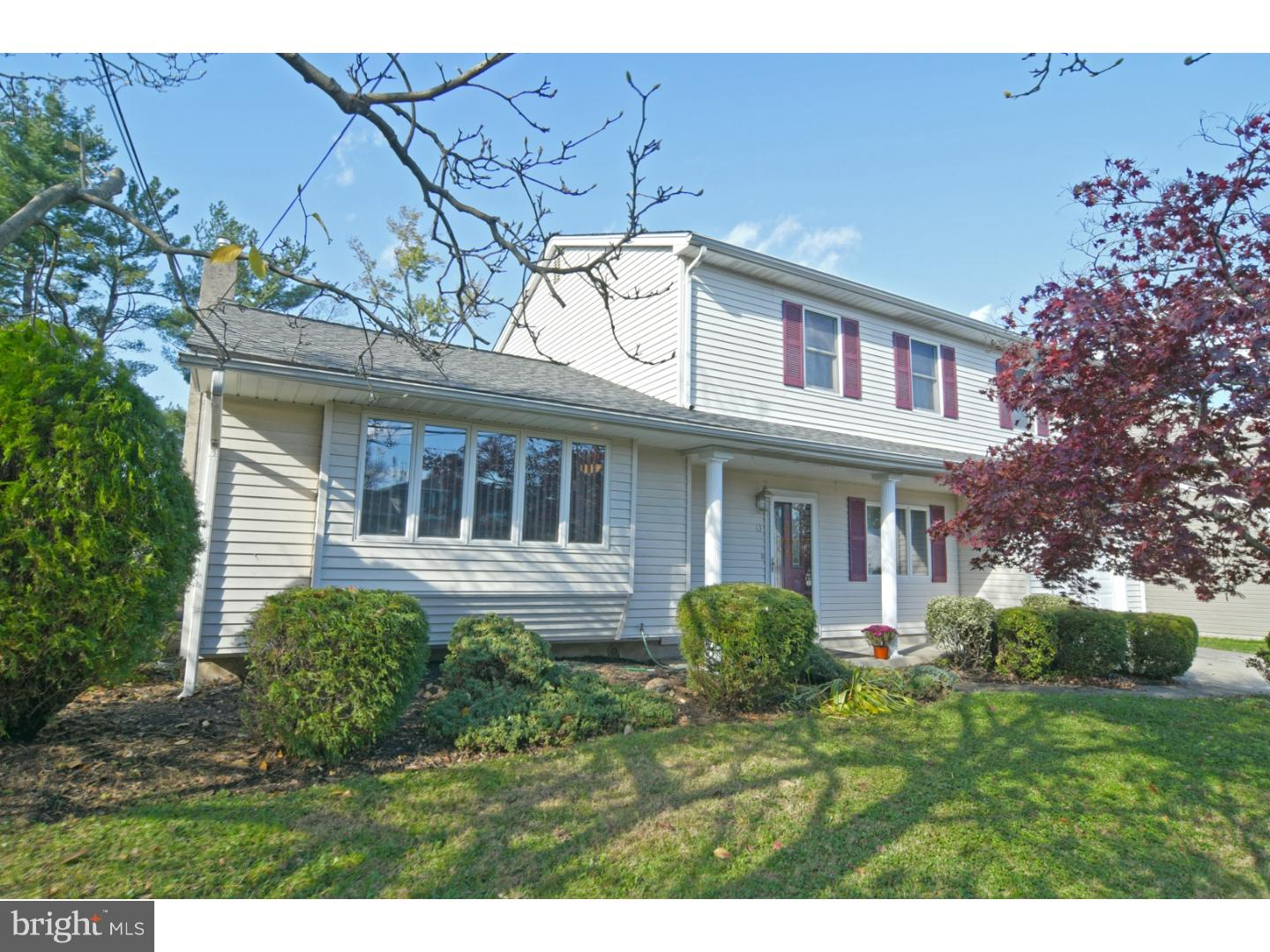 Single Family Home for Sale at 13 HURON WAY Lawrence, New Jersey 08648 United StatesMunicipality: Lawrence Township
