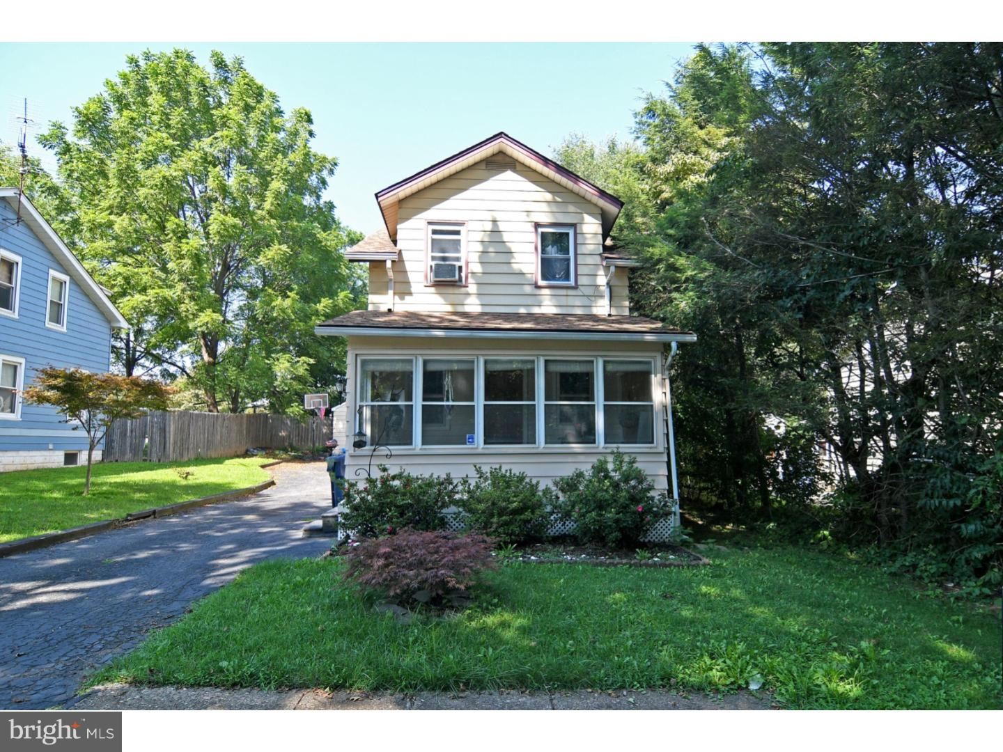 Single Family Home for Sale at 628 VALLEY FORGE Avenue Lawrenceville, New Jersey 08648 United StatesMunicipality: Lawrence Township