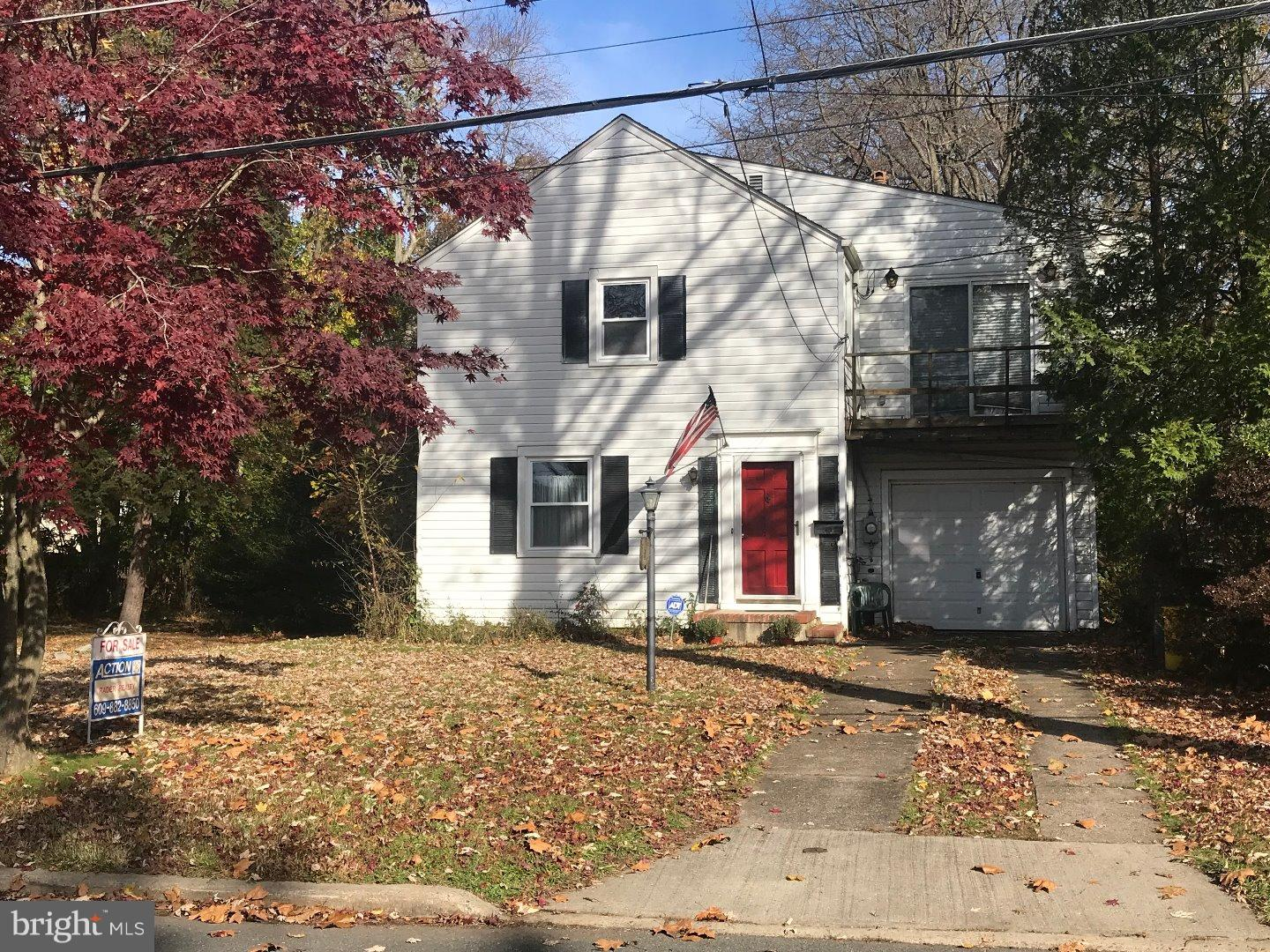 Single Family Home for Sale at 194 REVIEW Avenue Lawrenceville, New Jersey 08648 United StatesMunicipality: Lawrence Township