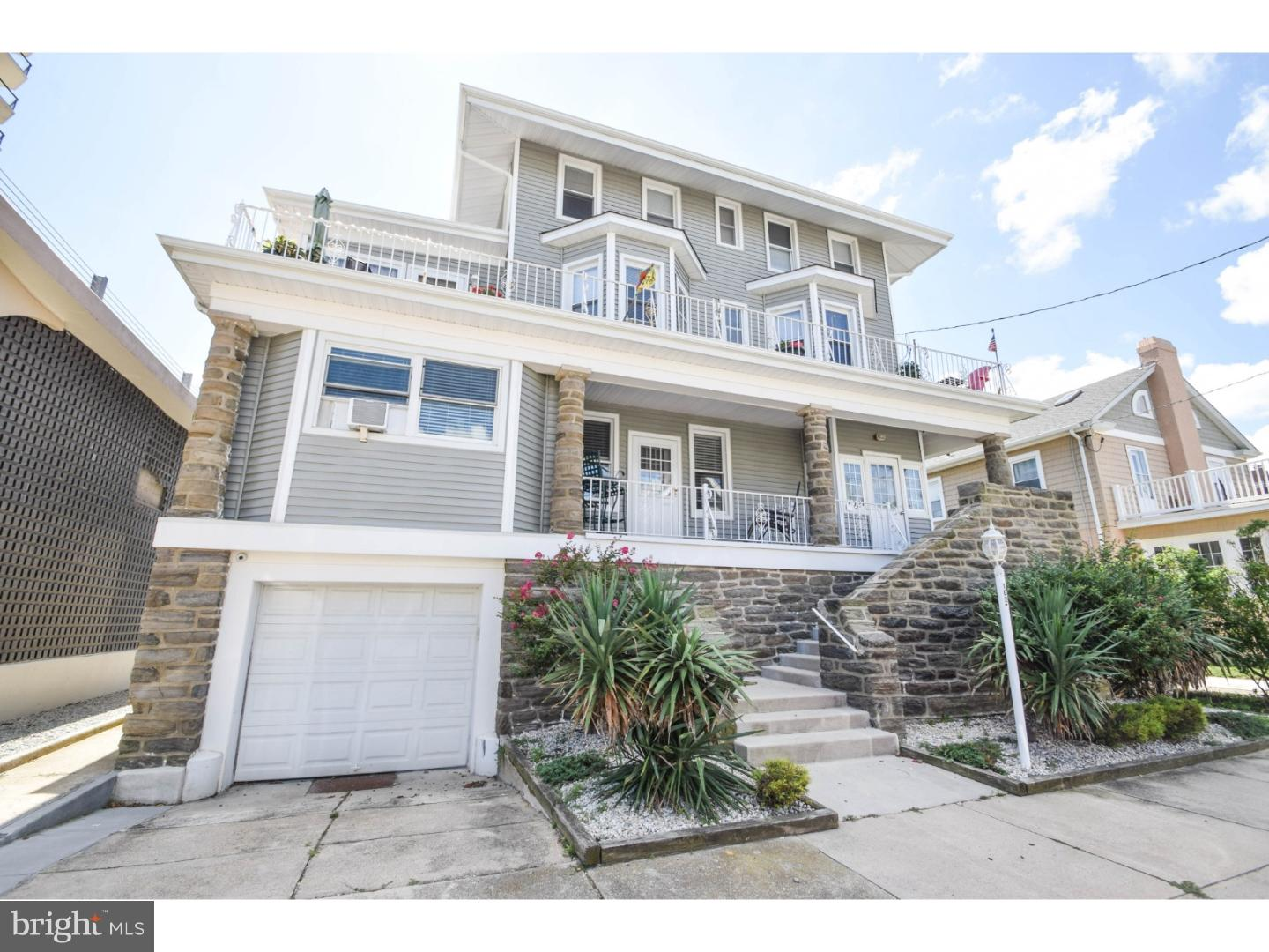 Single Family Home for Sale at Ventnor City, New Jersey 08406 United States