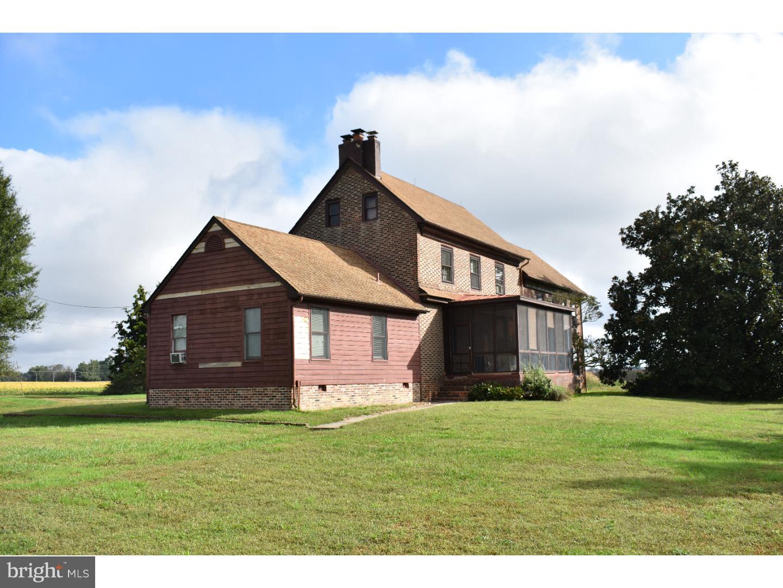 Single Family Home for Sale at 154 QUTN HANCOCKS BRIDGE Road Quinton, New Jersey 08079 United StatesMunicipality: Quinton