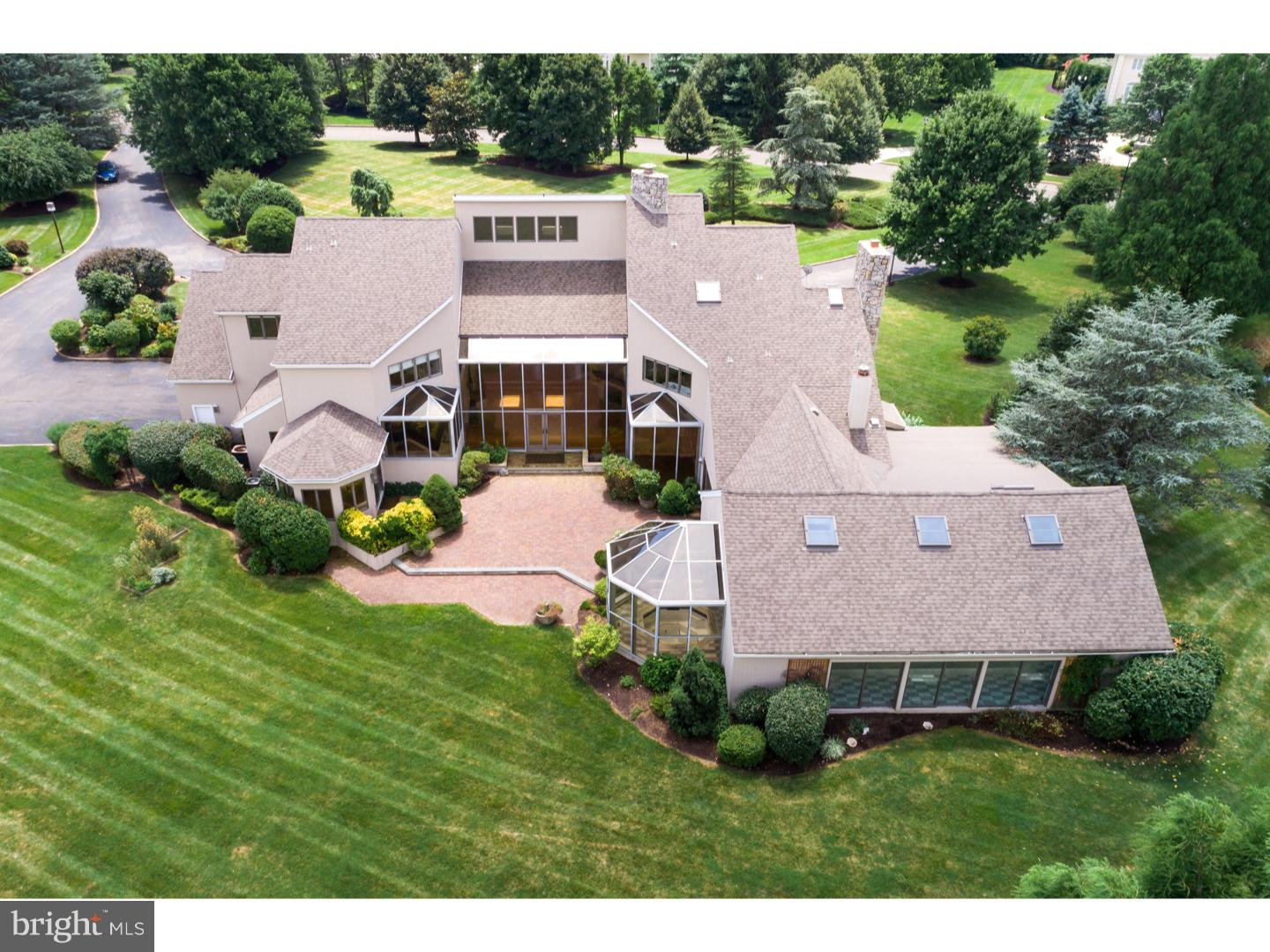 Single Family Home for Sale at 779 ALLISON Court Moorestown, New Jersey 08057 United States
