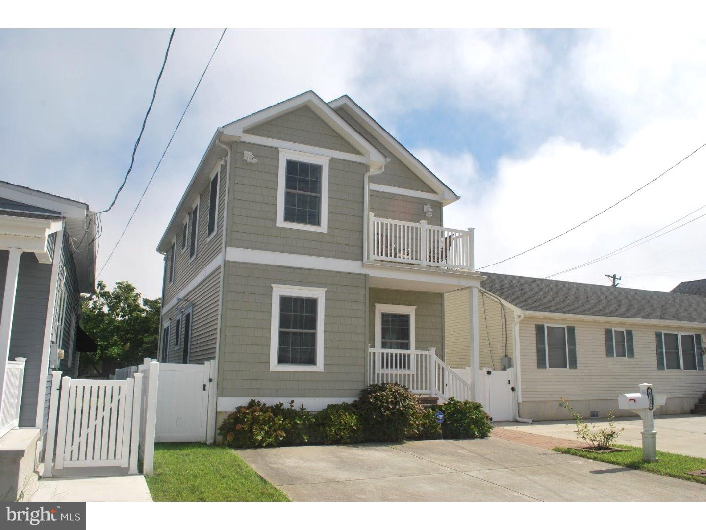 Single Family Home for Sale at 4107 ARCTIC Avenue Wildwood, New Jersey 08260 United States