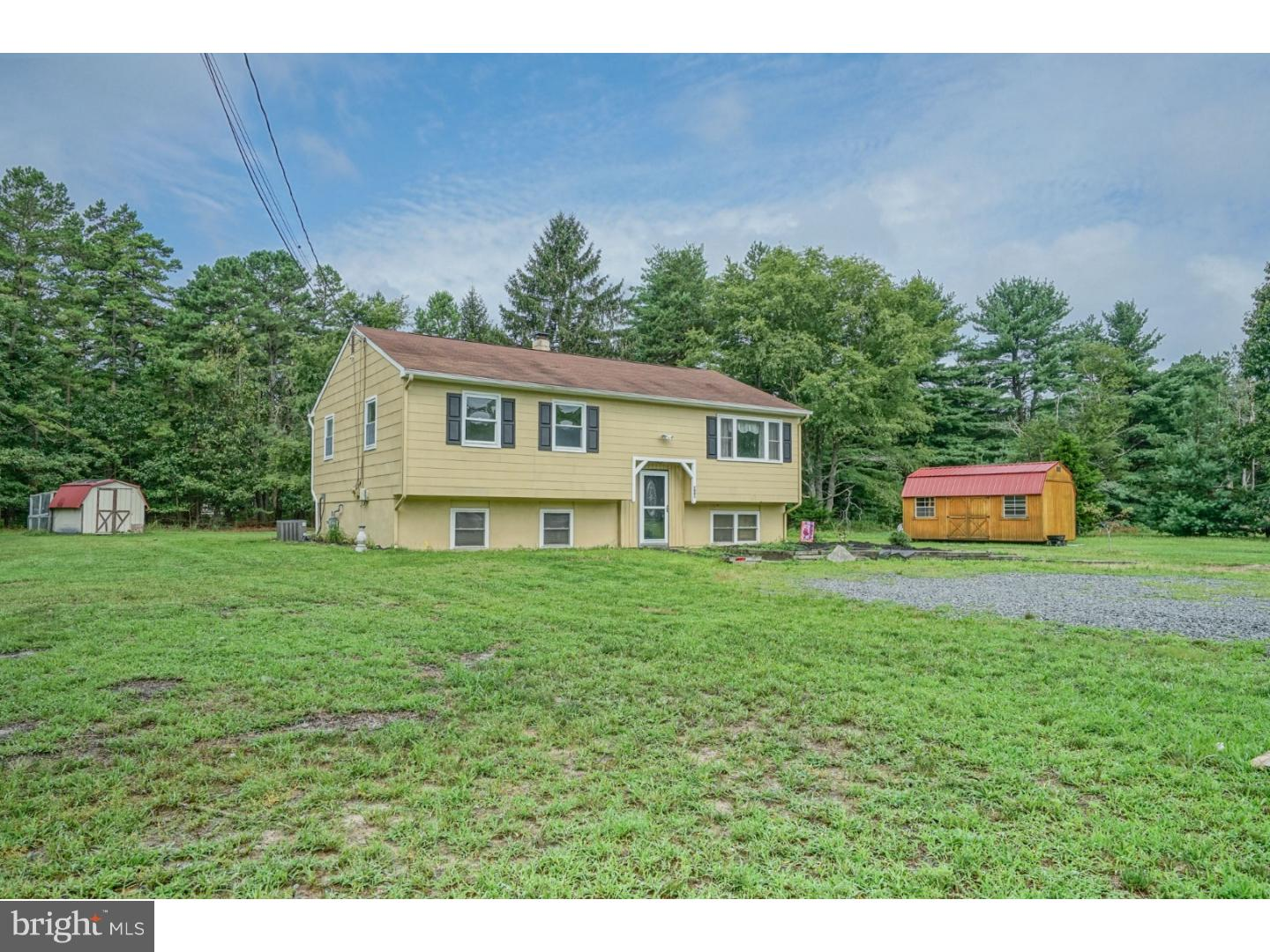 Single Family Home for Sale at 318 ATSION Road Shamong Township, New Jersey 08088 United States