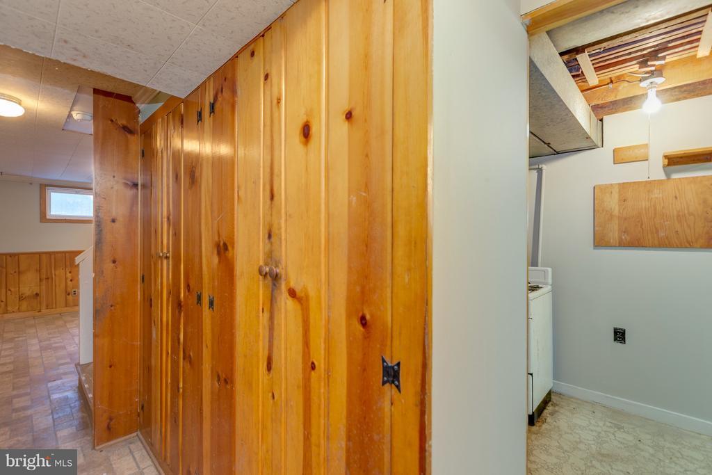 Basement - 2101 N QUINTANA ST, ARLINGTON