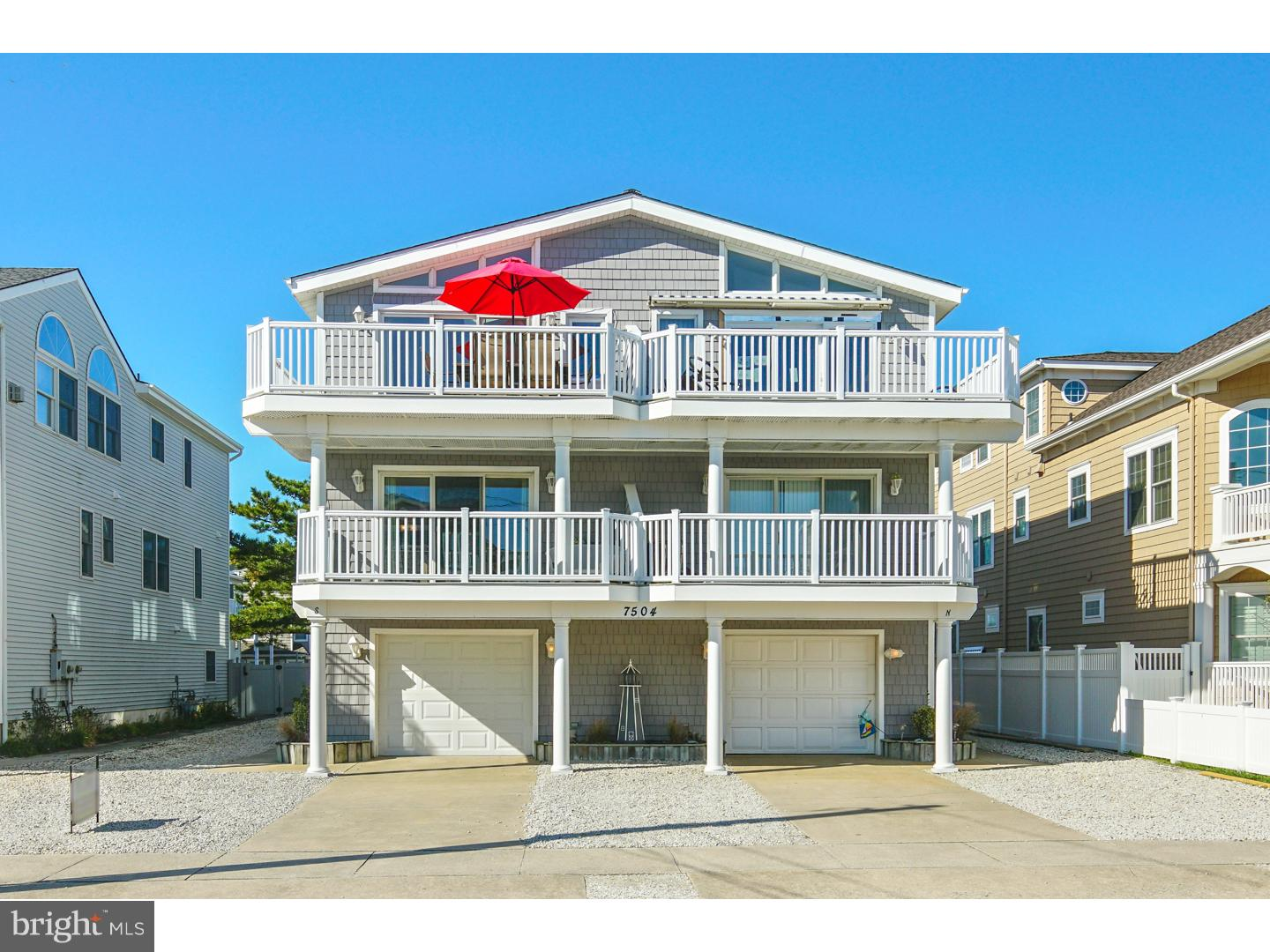 single family homes per Vendita alle ore Sea Isle City, New Jersey 08243 Stati Uniti