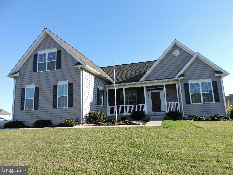 Enfamiljshus för Försäljning vid 216 STIRRUP Road Clayton, Delaware 19938 Förenta staterna
