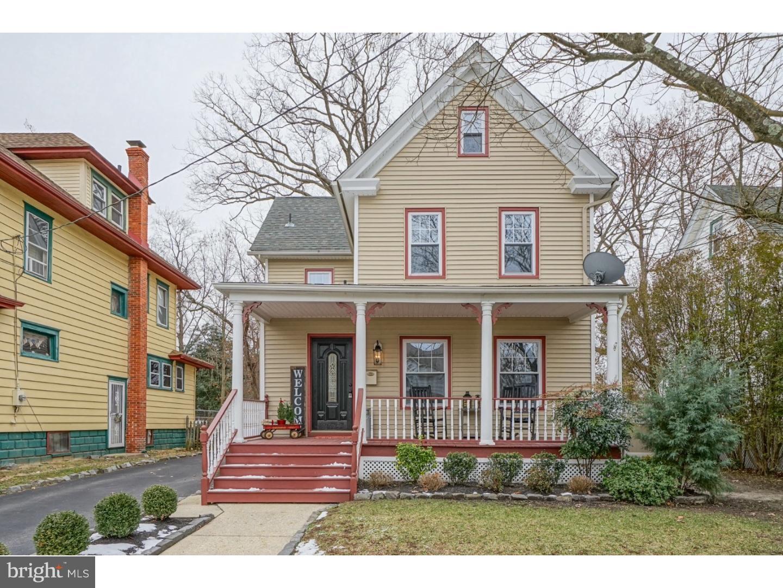 Nhà ở một gia đình vì Bán tại 23 GRANDVIEW Avenue Pitman, New Jersey 08071 Hoa Kỳ
