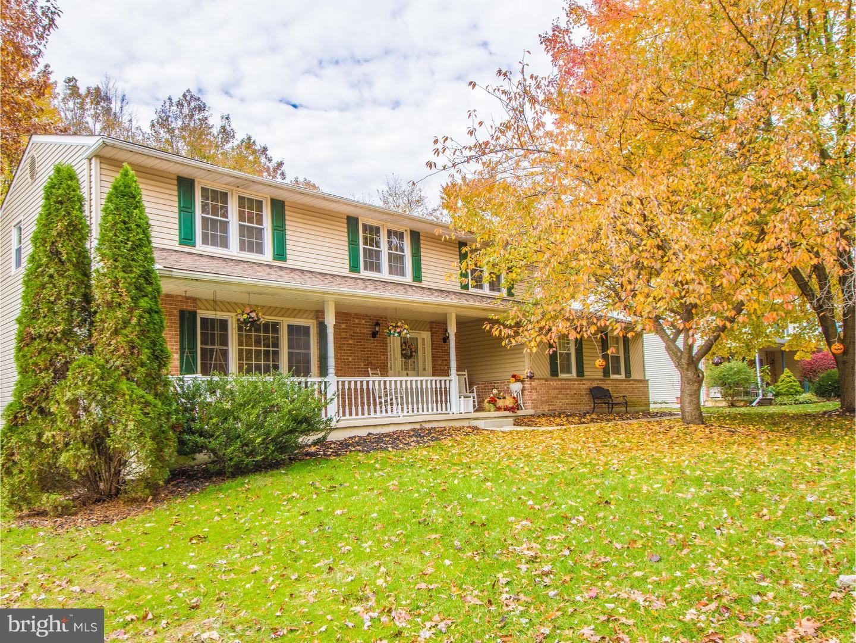 Photo of home for sale at 2806 Landon Drive, Wilmington DE