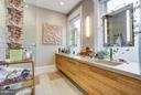Spa-Like Master Bathroom with Walk-In Shower - 506 A ST SE, WASHINGTON