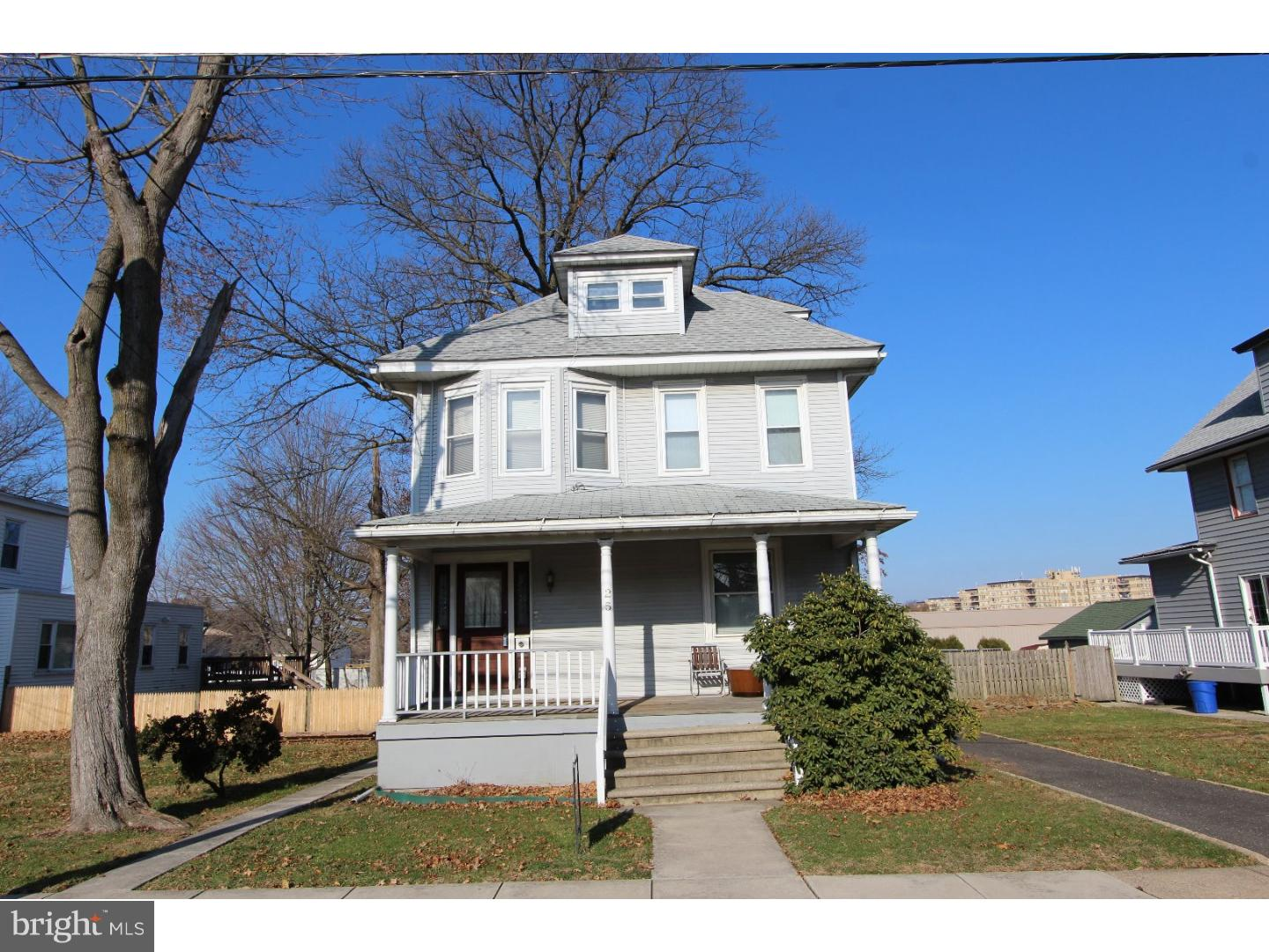 Duplex for Sale at 25 W BEECHWOOD Avenue Oaklyn, New Jersey 08107 United States