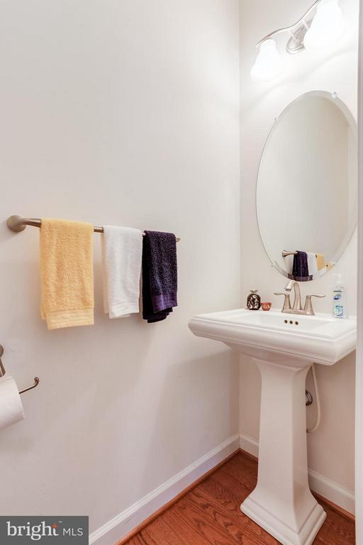 Powder Room in Main Level - 1906 EAMONS WAY, ANNAPOLIS