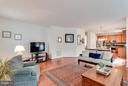 Spacious Family Room w/ gleaming HDWD's - 1906 EAMONS WAY, ANNAPOLIS