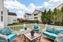 Outdoor Deck leading into  Kitchen - 1906 EAMONS WAY, ANNAPOLIS
