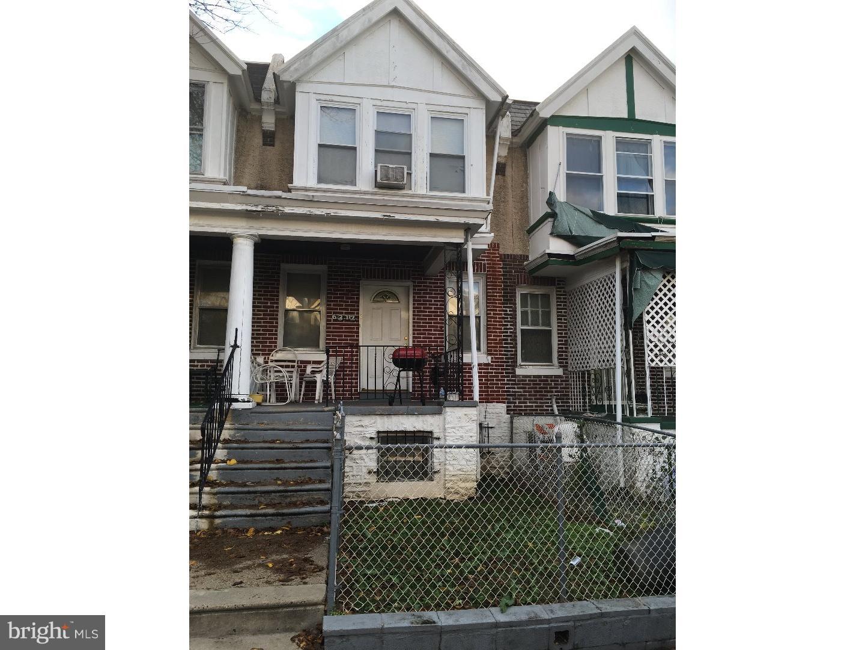 6312 N GRATZ Street  Philadelphia, Pennsylvanie 19141 États-Unis