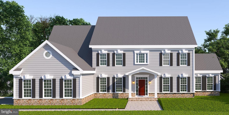 Single Family Homes pour l Vente à Woodbine, Maryland 21797 États-Unis
