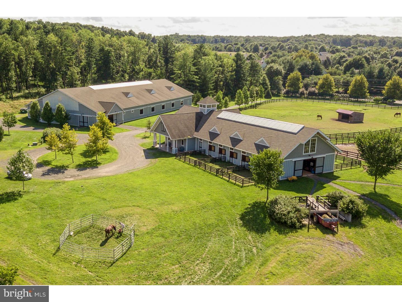 Частный односемейный дом для того Продажа на 1479 GREAT Road Skillman, Нью-Джерси 08558 Соединенные ШтатыВ/Около: Montgomery Township
