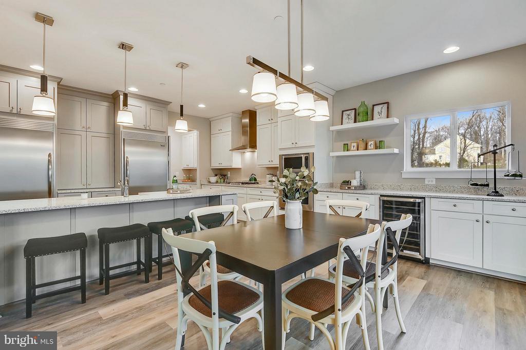 Kitchen - 299 BONHEUR AVE, GAMBRILLS