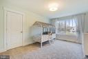 Bedroom 5 with walk in closet - 299 BONHEUR AVE, GAMBRILLS