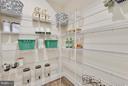 Kitchen walk in pantry - 299 BONHEUR AVE, GAMBRILLS