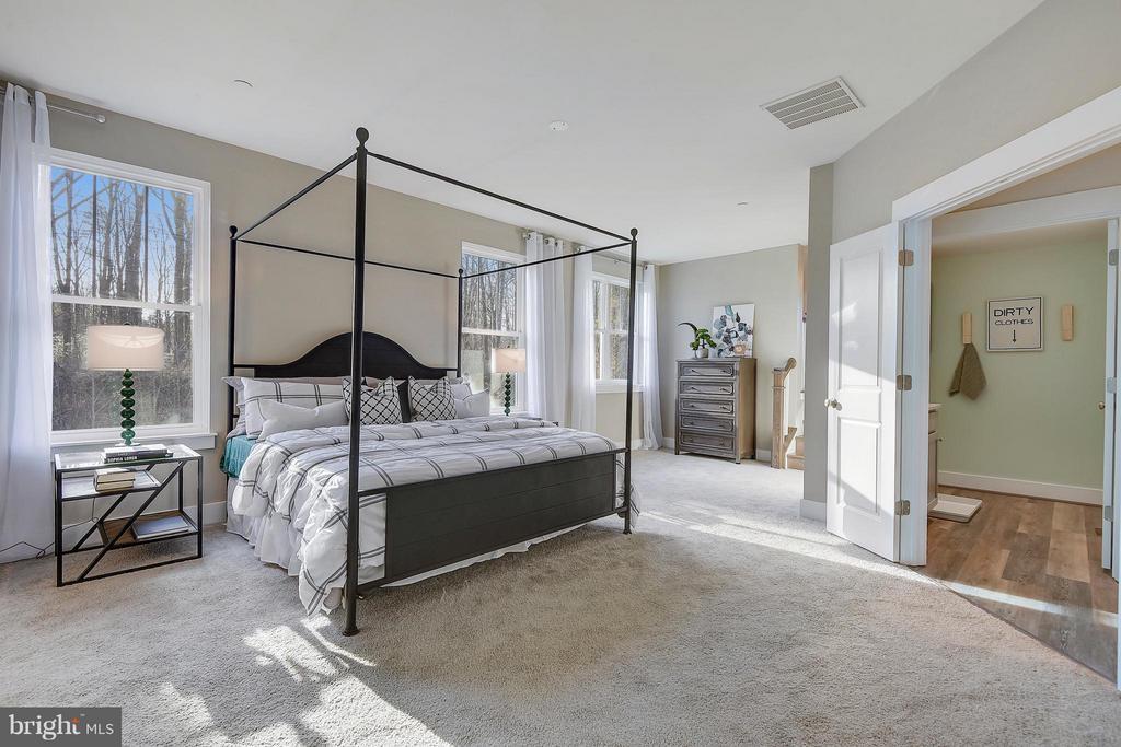 Owners Suite - 299 BONHEUR AVE, GAMBRILLS