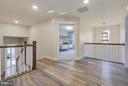 Upper hallway - 299 BONHEUR AVE, GAMBRILLS