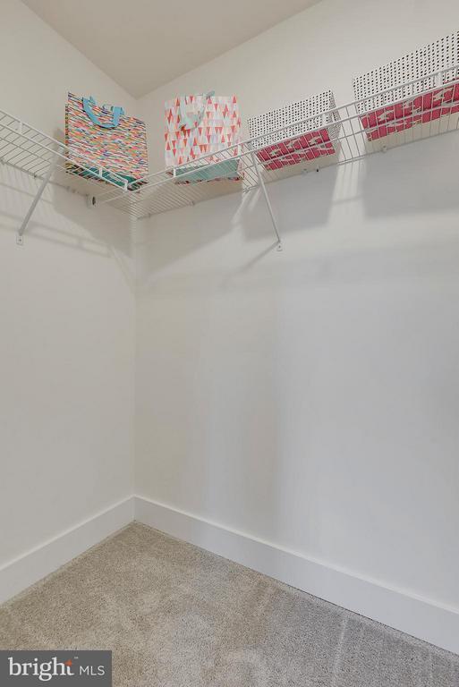 Walk in closet for bedroom 3 - 299 BONHEUR AVE, GAMBRILLS