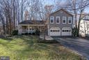11657 Gilman Lane. Landscaped front yard - 11657 GILMAN LN, HERNDON