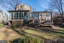 11657 Gilman Lane backyard - 11657 GILMAN LN, HERNDON