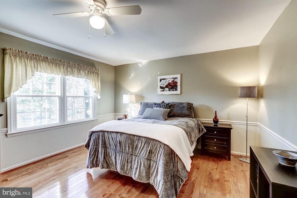 Master Bedroom - 11657 GILMAN LN, HERNDON