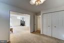 Bonus room on the lower level - 11657 GILMAN LN, HERNDON