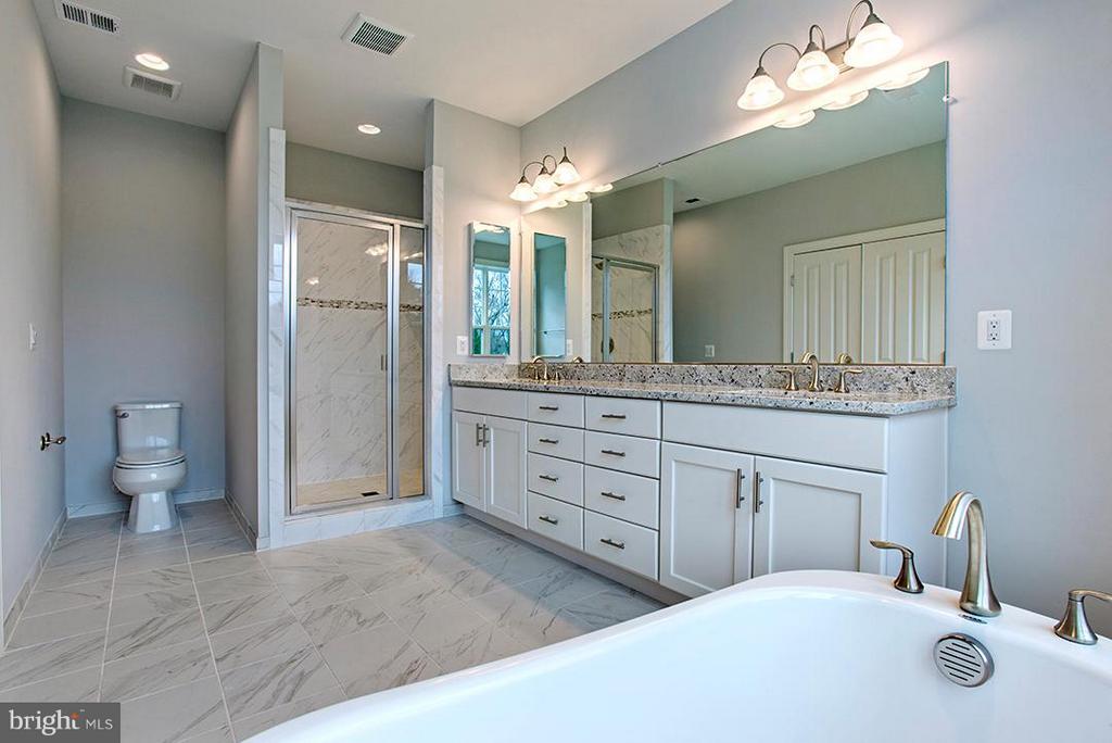 Master bathroom - 7769 JULIA TAFT WAY, LORTON