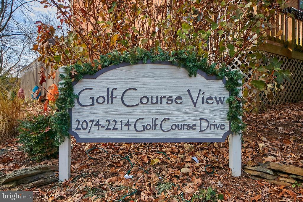Community - 2158 GOLF COURSE DR, RESTON