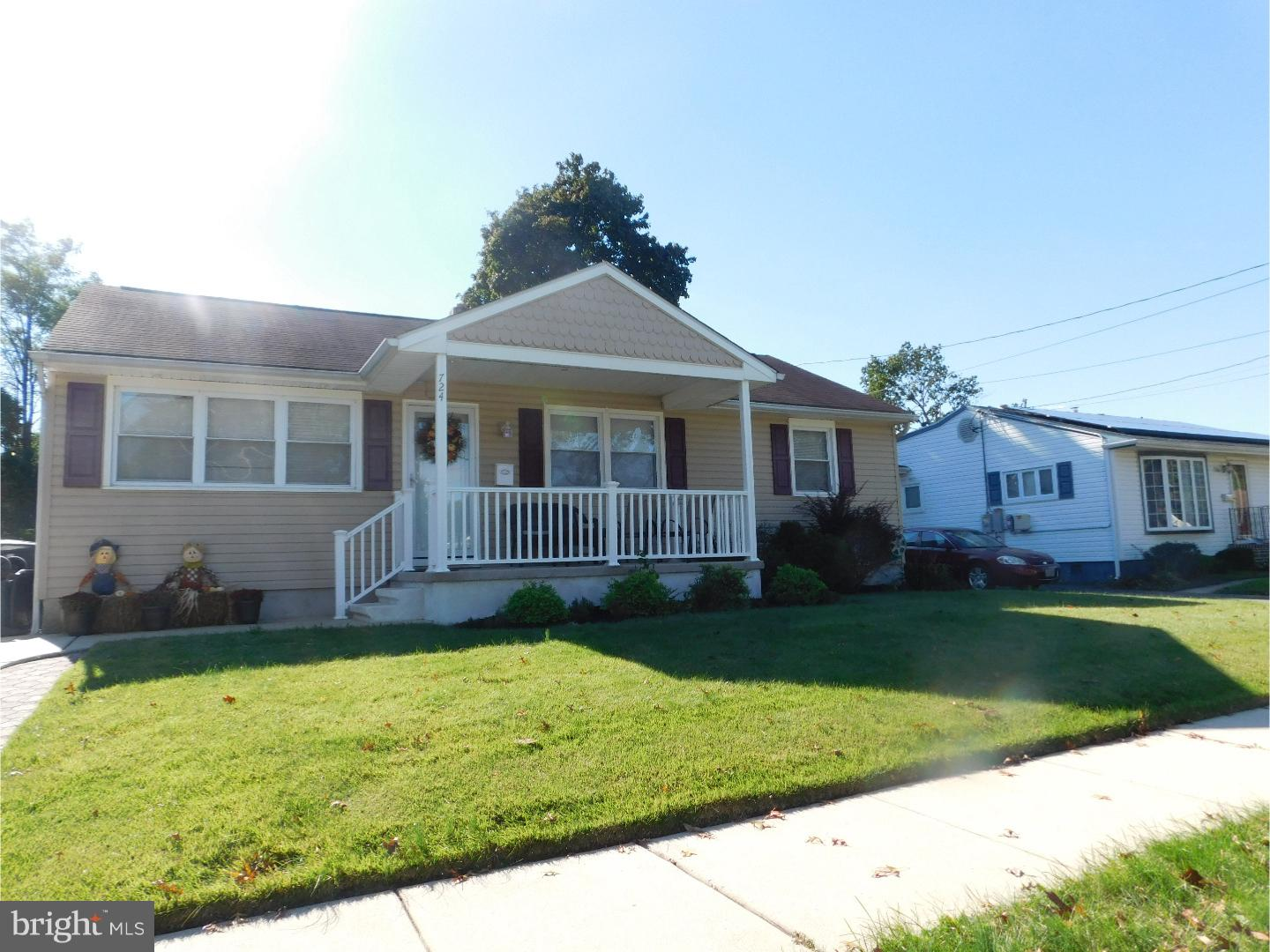 Single Family Home for Sale at 724 W MADISON Avenue Magnolia, New Jersey 08049 United States
