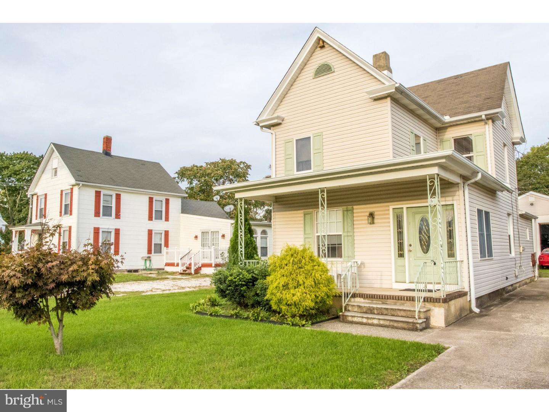 Частный односемейный дом для того Продажа на 5 S EAST BLVD Newfield, Нью-Джерси 08344 Соединенные Штаты
