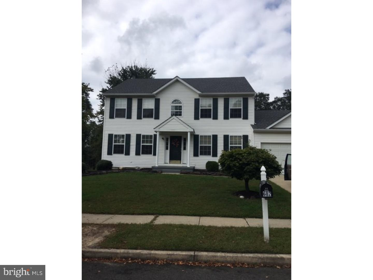 Single Family Home for Sale at 602 E 6TH Street Florence, New Jersey 08518 United States