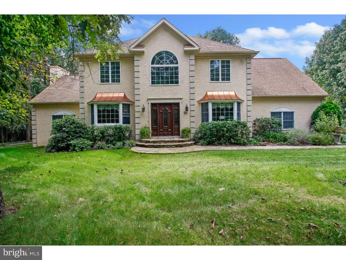 Single Family Home for Sale at 70 GOTTLIEBS FIELD Road Medford Township, New Jersey 08055 United States