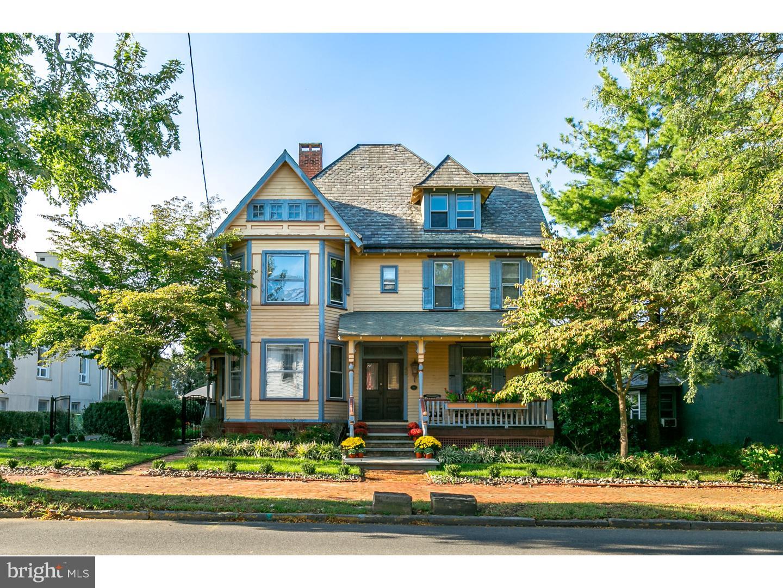 Частный односемейный дом для того Продажа на 45 GARDEN Street Mount Holly, Нью-Джерси 08060 Соединенные Штаты