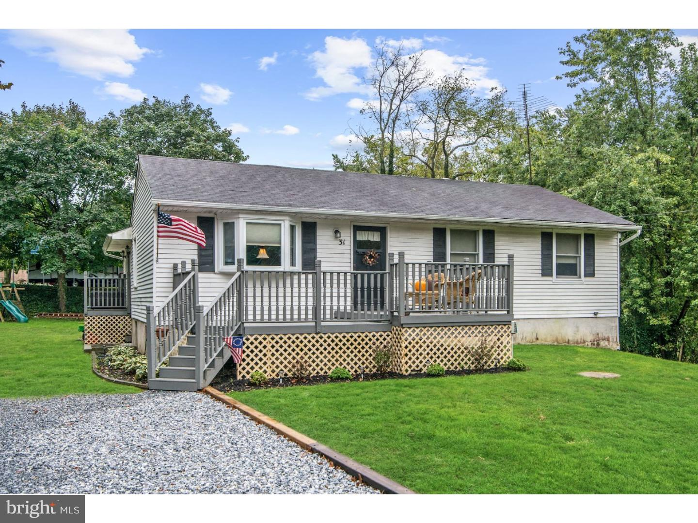 Single Family Home for Sale at 31 E CANAL Street Alloway, New Jersey 08079 United States