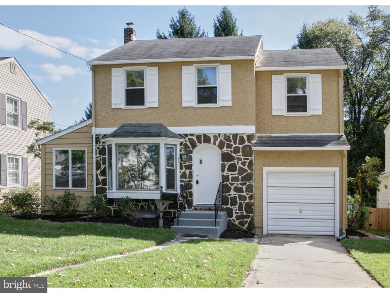 Single Family Home for Sale at 1104 W MOUNT VERNON Avenue Haddonfield, New Jersey 08033 United StatesMunicipality: Pennsauken
