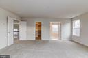 Master Bedroom - 16765 MILL STATION WAY #43, DUMFRIES