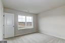 Bedroom - 16765 MILL STATION WAY #43, DUMFRIES