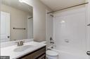 Full Bathroom - 16765 MILL STATION WAY #43, DUMFRIES