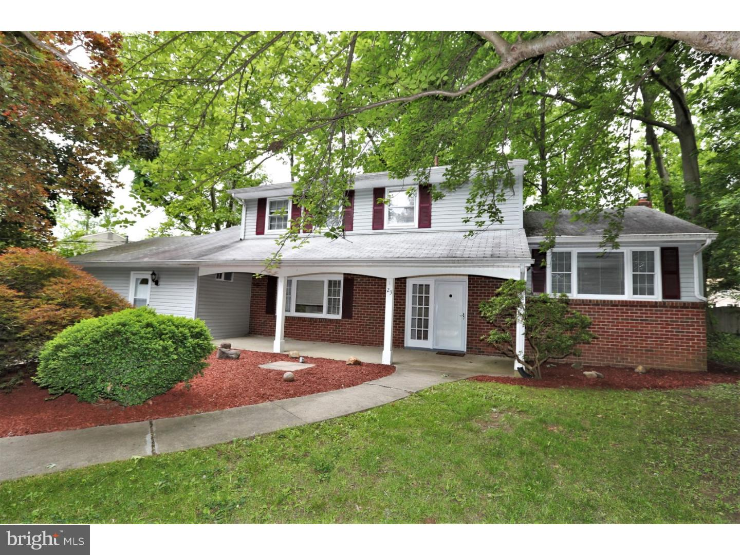 Single Family Home for Sale at 23 EXETER Road East Windsor, New Jersey 08520 United StatesMunicipality: East Windsor Township