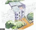 Rendering of plans for major renovation - 432 NEW JERSEY AVE SE, WASHINGTON